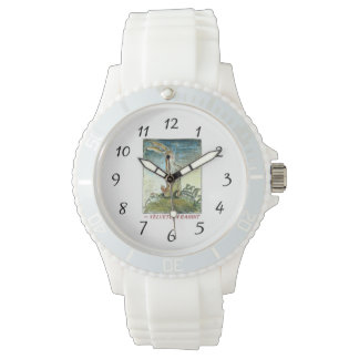 La montre de lapin de velventine