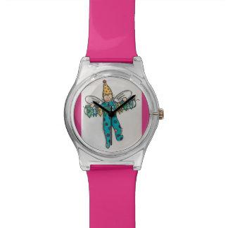 La montre de Whimzeekinz des enfants adorables de