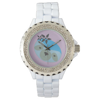 La montre des femmes personnalisables de Kawaii