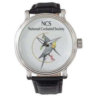 La montre des hommes de NCS