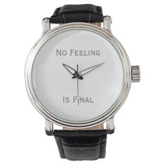 La montre des hommes de Rilke
