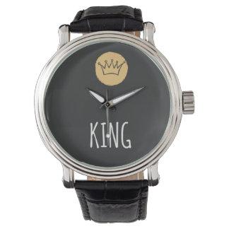 La montre des hommes de roi