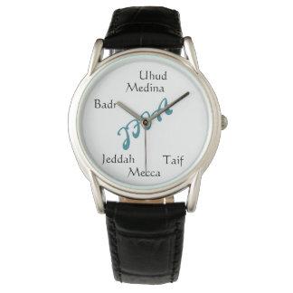 La montre des hommes saoudiens de JFIA