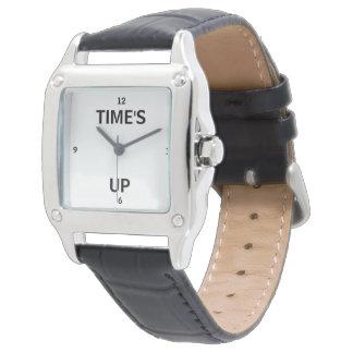 La montre haute du temps pour des femmes et des