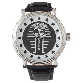La montre urbaine de pharaon d'Ange-Collecteur de
