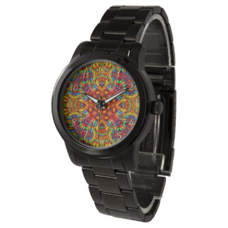 La montre vintage de Tiki des femmes bizarres de