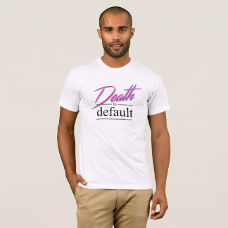 La mort à transférer t-shirt