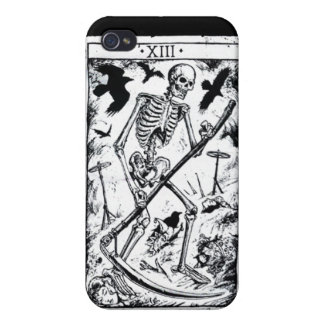 La Mort iPhone 4 Case