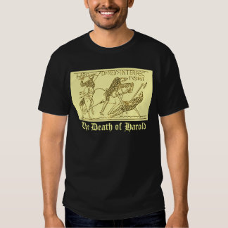La mort de Harold T-shirt