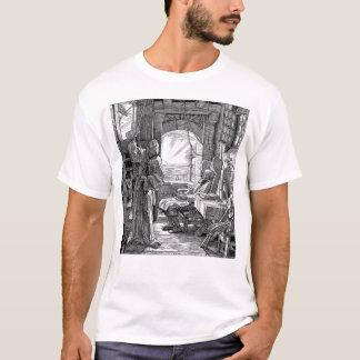 La mort est une chemise d'ami t-shirt