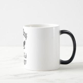 La mort noire 777 - la tête de mort tasse à café