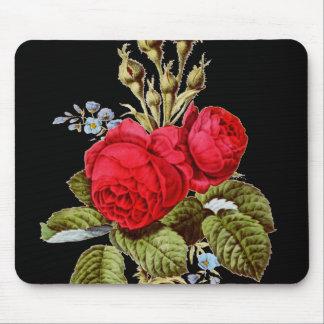 La mousse s'est levée - des beaux-arts vintages tapis de souris