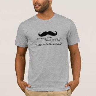 La moustache de Tom Selleck T-shirt