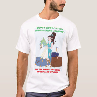 La Muse de déplacement T-shirt