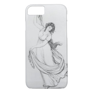 La Muse de la danse, plat VI de 'Madame Hamilton Coque iPhone 7