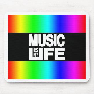 La musique est mon arc-en-ciel de la vie