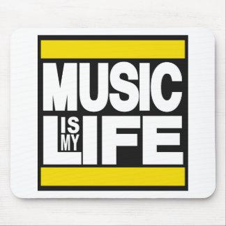 La musique est mon jaune de la vie