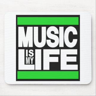 La musique est mon vert de la vie