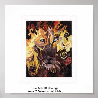 La naissance de CourageAnna T Benevid… Posters