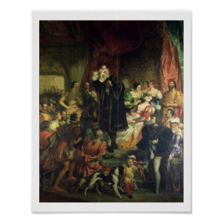 La naissance de Henri IV (1553-1610) au château de Posters