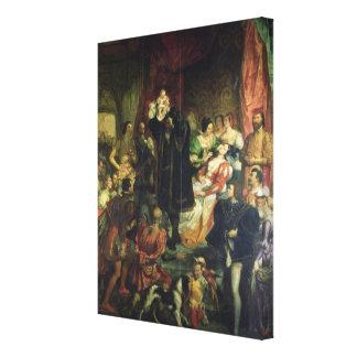 La naissance de Henri IV (1553-1610) au château de Toiles Tendues