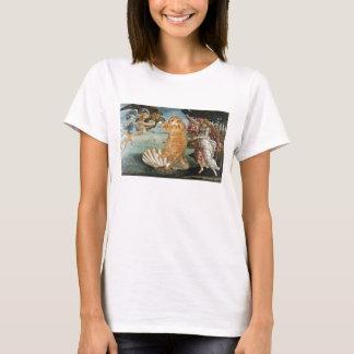 La naissance de la parodie de Vénus - le T-shirt