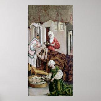 La naissance de St John le baptiste Posters