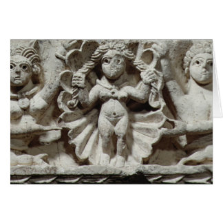 La naissance de Vénus (chaux) Carte De Vœux