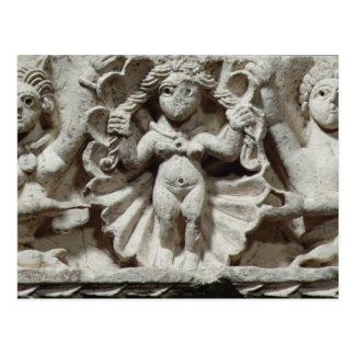 La naissance de Vénus (chaux) Cartes Postales
