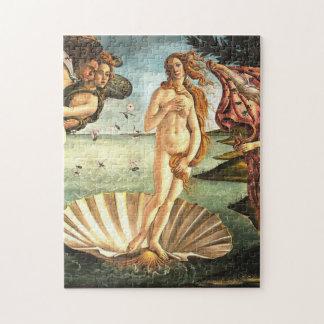 La naissance de Vénus Puzzle
