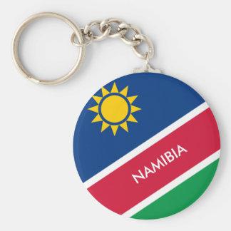 la Namibie Porte-clé Rond