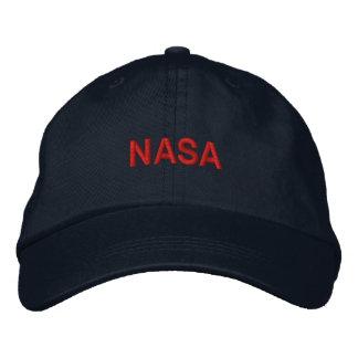 LA NASA CASQUETTE BRODÉE
