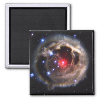 La NASA d'étoile de V838 Monocerotis Aimant