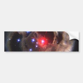 La NASA d'étoile de V838 Monocerotis Autocollant De Voiture