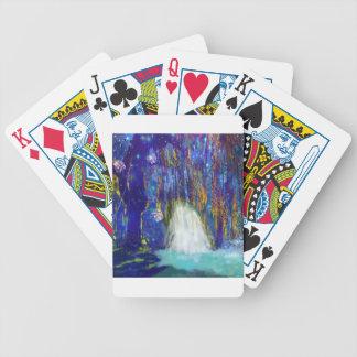 La nature est un conte de fées jeu de poker