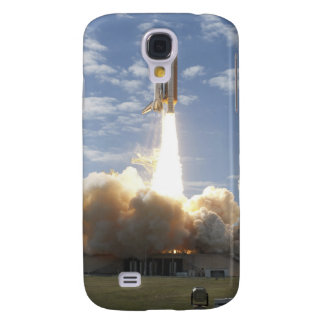 La navette spatiale l'Atlantide enlève 10 Coque Galaxy S4