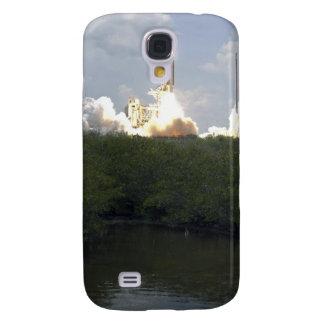 La navette spatiale l'Atlantide enlève 13 Coque Galaxy S4