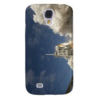 La navette spatiale l'Atlantide enlève 20 Coque Galaxy S4