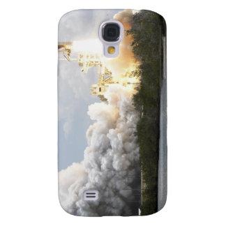 La navette spatiale l'Atlantide enlève 22 Coque Galaxy S4