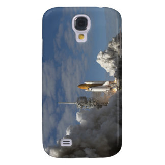 La navette spatiale l'Atlantide enlève 23 Coque Galaxy S4