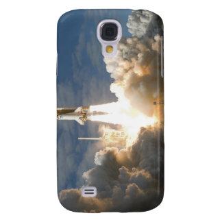 La navette spatiale l'Atlantide enlève 24 Coque Galaxy S4