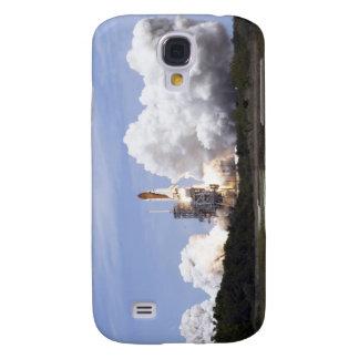 La navette spatiale l'Atlantide enlève 27 Coque Galaxy S4
