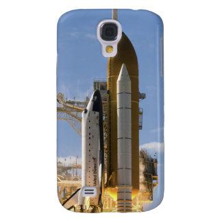 La navette spatiale l'Atlantide enlève 5 Coque Galaxy S4