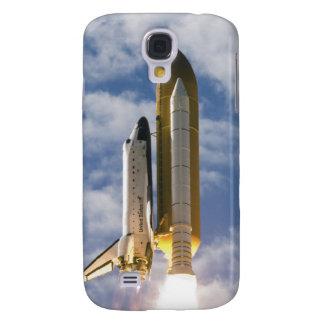 La navette spatiale l'Atlantide enlève 6 Coque Galaxy S4