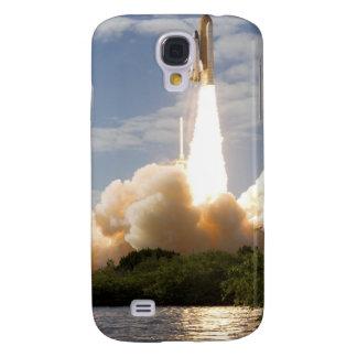 La navette spatiale l'Atlantide enlève 8 Coque Galaxy S4