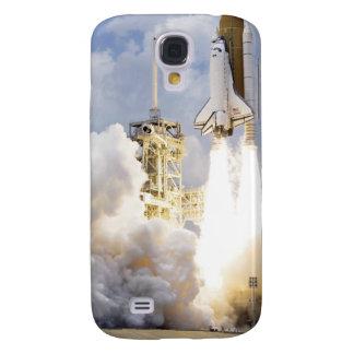 La navette spatiale l'Atlantide enlève Coque Galaxy S4
