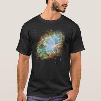 La nébuleuse de crabe, sur un T-shirt