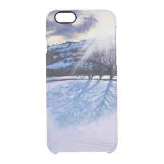 La neige ombrage 2009 coque iPhone 6/6S