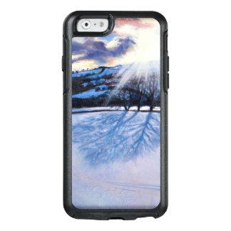La neige ombrage 2009 coque OtterBox iPhone 6/6s