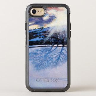 La neige ombrage 2009 coque otterbox symmetry pour iPhone 7